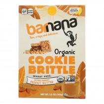 Barnana - Ban Brittle Peanut Butter - Case Of 6-3.5 Oz