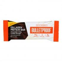 Bulletproof - Clgn Bar Cchip Cookie Dough - Case Of 12-1.4 Oz