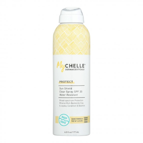 Mychelle Dermaceuticals - Sun Shld Spry Spf 30 Clr - 1 Each 1-6 Oz