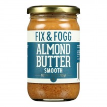 Fix & Fogg - Almond Butter Smooth - Case Of 6-10 Oz