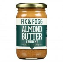 Fix & Fogg - Almond Butter Crunchy - Case Of 6-10 Oz