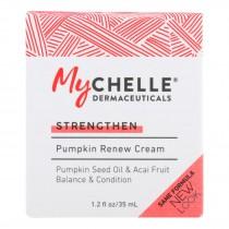 Mychelle Dermaceuticals - Cream Renew Pumpkin - 1 Each 1-1.2 Oz