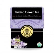 Buddha Teas - Organic Tea - Passion Flower - Case Of 6 - 18 Count