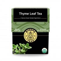 Buddha Teas - Organic Tea - Thyme Leaf - Case Of 6 - 18 Count