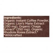 Four Sigmatic - Mushroom Coffee - Lion's Mane And Chaga - 10 Count