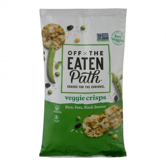 Off The Eaten Path - Crisps Veggie - Case Of 6-6.25 Oz