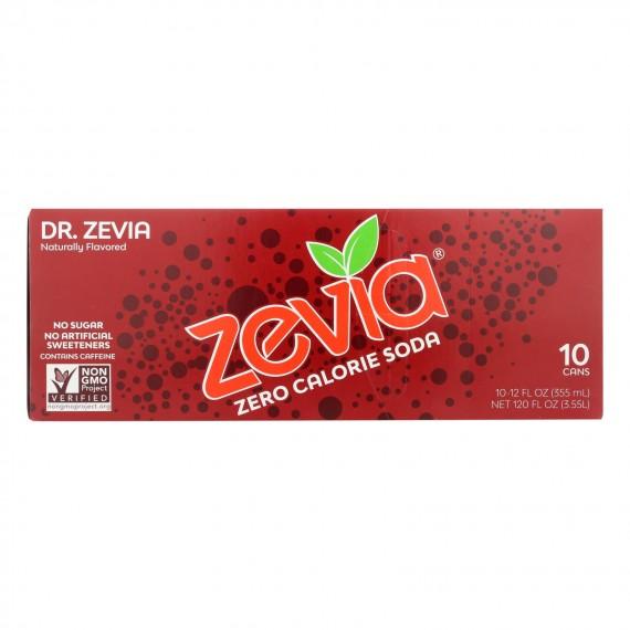 Zevia Dr Zevia Soda - Case Of 2 - 10/12 Fz