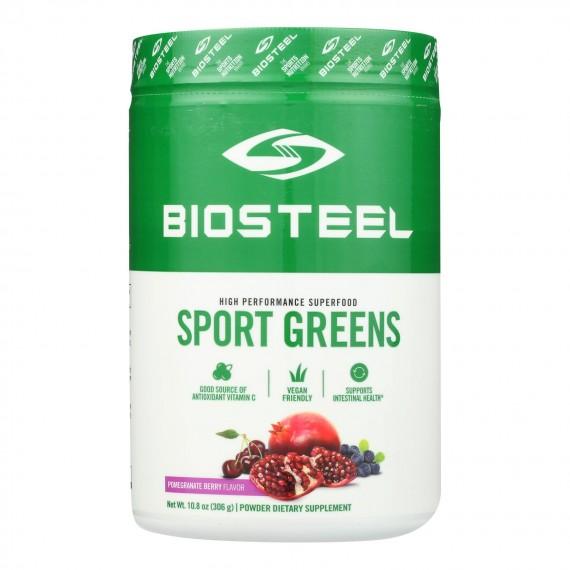 Biosteel - Sprfd Grns Pomgrn Berry - 1 Each 1-10.8 Oz