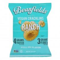 Beanfields - Vegan Cracklins Ranch - Case Of 24 - 1 Oz