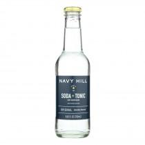 Navy Hill - Soda Tonic Original - Case Of 6 - 4/8.45fz