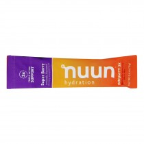 Nuun Hydration - Drink Mix Immune Support Super Berry - 1 Each Of 8 - .4 Oz Packets