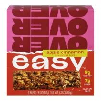 Over Easy - Breakfast Bar Apple Cinnamon - Case Of 6-4/1.8 Oz
